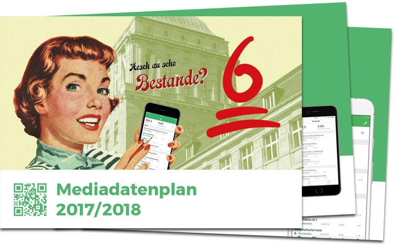 Mediadatenplan für bestande.ch durch Egli-Werbung konzipiert