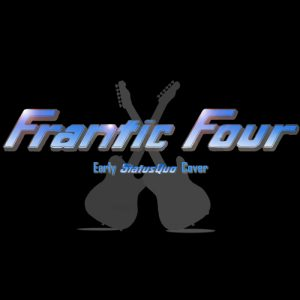 Frantic Four | Status Quo Cover Band | Logo
